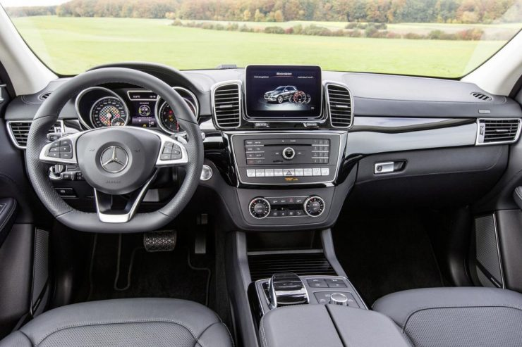 Mercedes GLE 450 AMG (3)