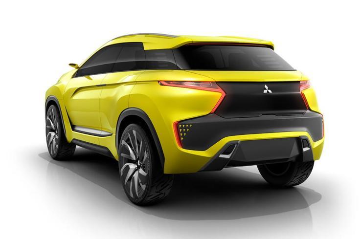 Mitsubishi eX concept  (2)