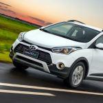 Hyundai HB20X 2016 tem novo design e parte dos R$ 55.395