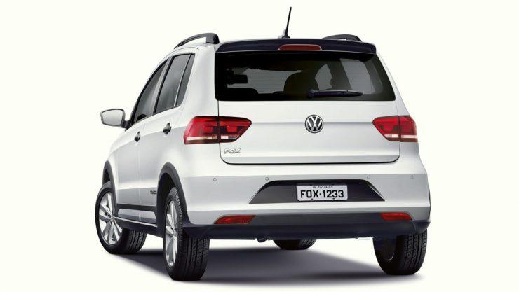 Volkswagen Fox Track 2016 (4)