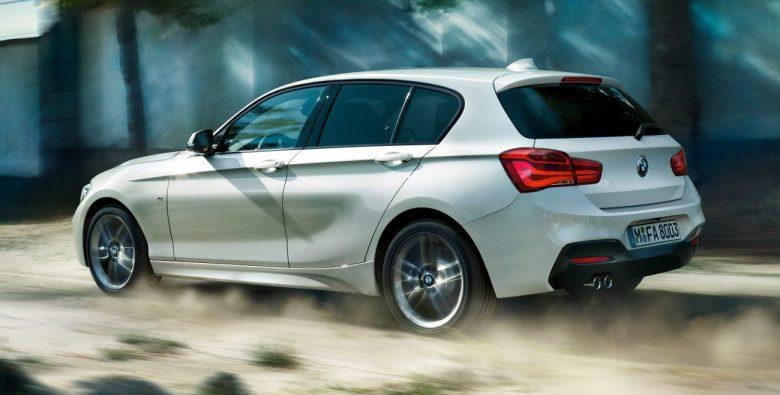 Novo Série 1 já aparece no site da BMW