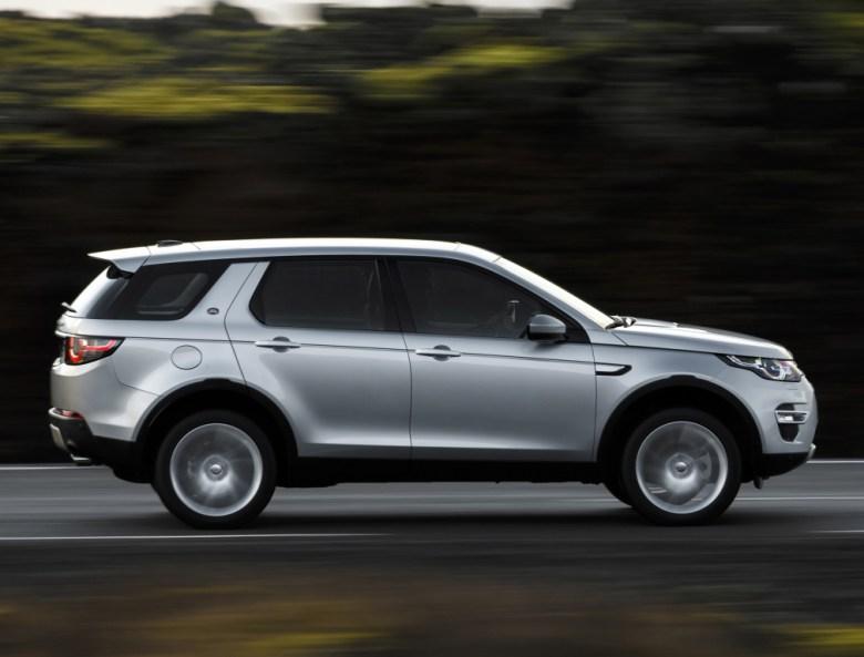 Discovery Sport ganha motor diesel por R$ 218.100