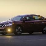 Nissan Sentra 2016 estreia com novo design nos Estados Unidos