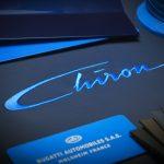 Bugatti Chiron tem nome e data de estreia confirmados