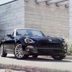 Fiat 124 Spider será mostrado no Salão do Automóvel