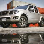 Nissan Frontier 2016 ganha central multimídia na versão SV