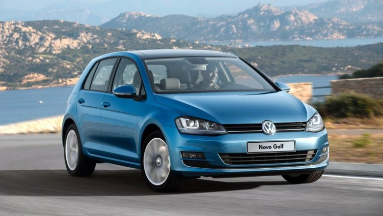Volkswagen Golf nacional será lançado apenas em fevereiro