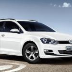 Volkswagen Golf Variant ganha versão com câmbio manual