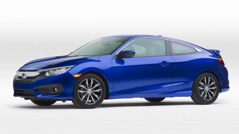 Novo Honda Civic Coupé é apresentado em Los Angeles
