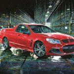 Picape V8 com 536cv: conheça o Vauxhall Maloo VXR8