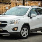 Chevrolet Tracker LT chega por R$ 76.990