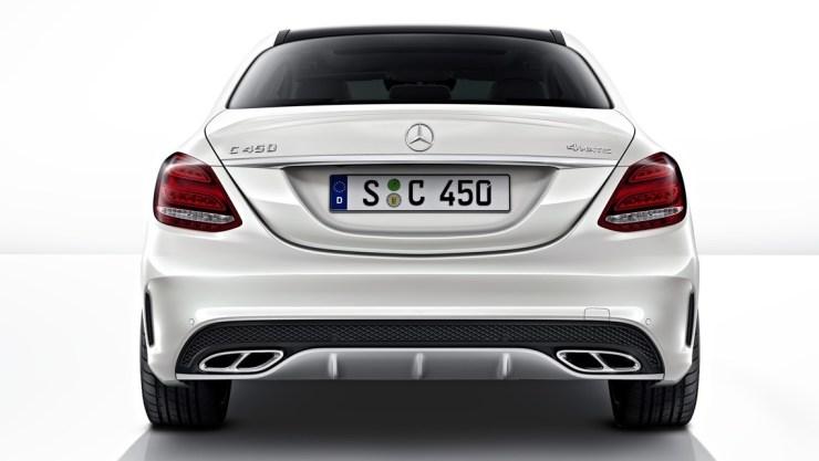 Mercedes C450 AMG (3)