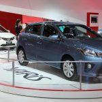 Toyota cogita produzir o Yaris no Brasil