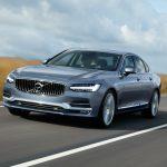 Volvo S90 será vendido no Brasil em 2017