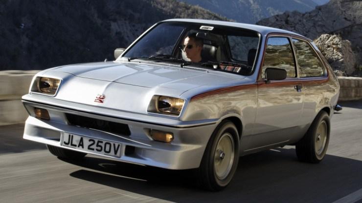Vauxhall Chevette HS. Como ser feliz nos anos 70!