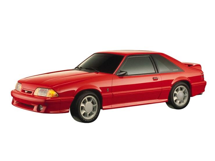 Mustang Cobra 1993