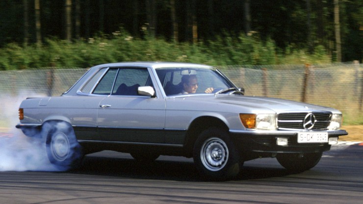 Mercedes-Benz 450 SLC 5.0 1977
