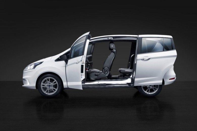 Ford B-Max agora conta com motor 1.0 Ecoboost