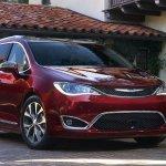 Chrysler Pacifica estará no Salão do Automóvel de São Paulo
