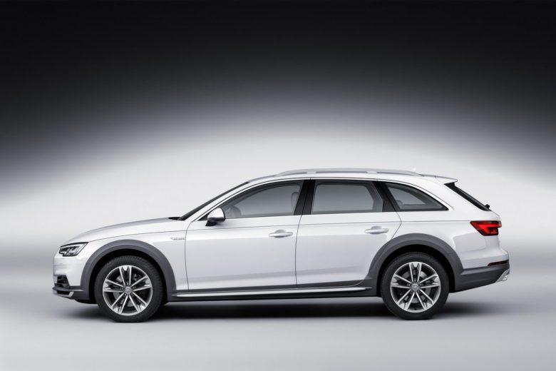 Novo Audi A4 Allroad é apresentado em Detroit
