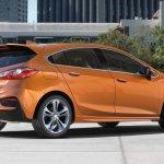 Este é o novo Chevrolet Cruze hatch 2017