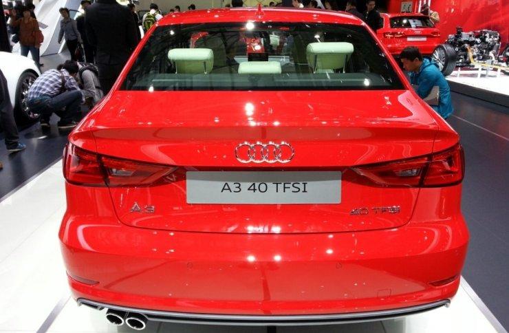Audi-A3-sedan-rear-at-Auto-China-2014