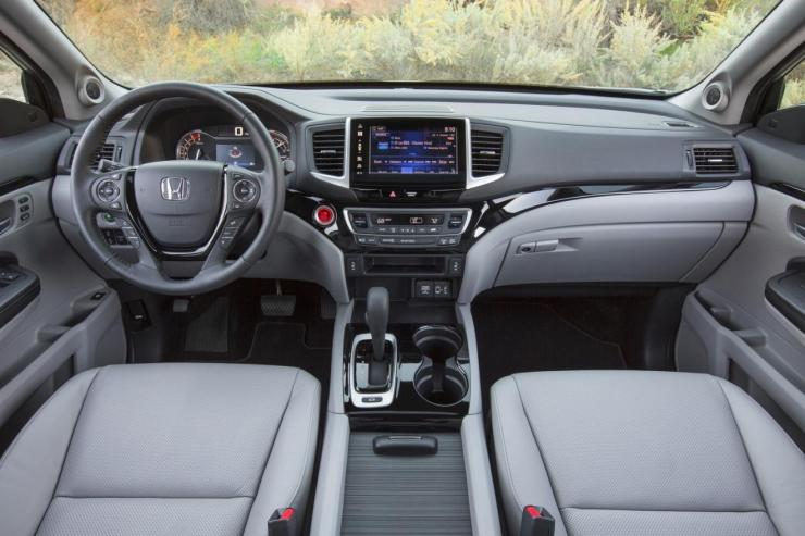 Honda Ridgeline (11)