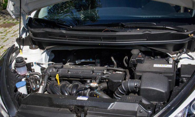 Motor 1.6 ganhou retrabalho e perdeu o tanquinho de partida a frio