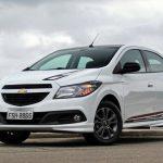 Chevrolet Onix superou o Palio e foi o carro mais vendido em 2015