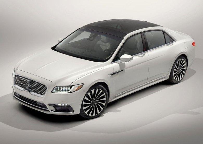 Lincoln Continental é relançado após 14 anos