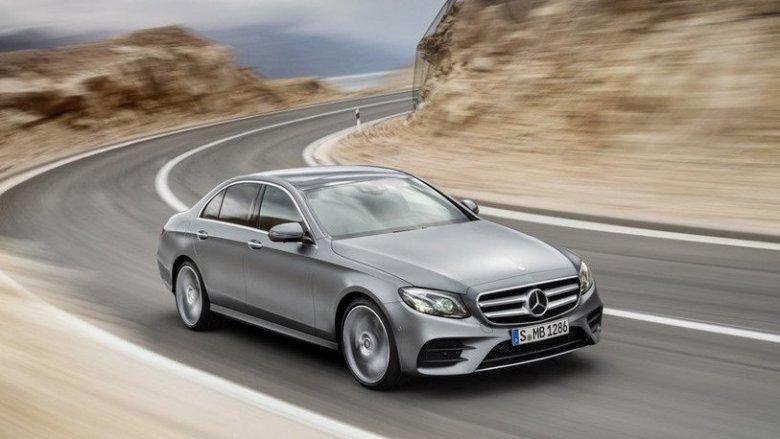 Novo Mercedes-Benz Classe E é apresentado