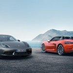 Porsche apresenta o novo 718 Boxster