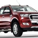 Ford exibe imagens do interior da Nova Ranger 2017