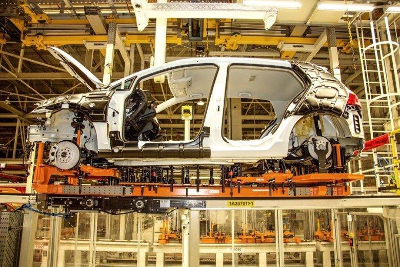 Volkswagen moderniza a fábrica de São José dos Pinhais