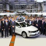 Volkswagen começa a produzir Novo Jetta 1.4 TSI