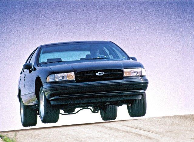 Chevrolet Impala SS - Um mau elemento, revisitado