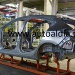 Novo Chevrolet Cruze hatch é flagrado em fábrica argentina