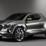 Kia poderá ter picape baseada na Hyundai Santa Cruz