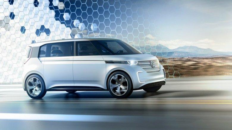 Kombi do futuro: Volkswagen apresenta o conceito Budd-e