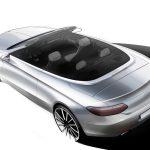 Mercedes Classe C Cabrio é antecipado em teaser