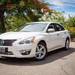 Nissan Altima tem 1.152 unidades envolvidas em recall
