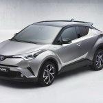 SUV compacto da Toyota, C-HR cai na rede antes da hora
