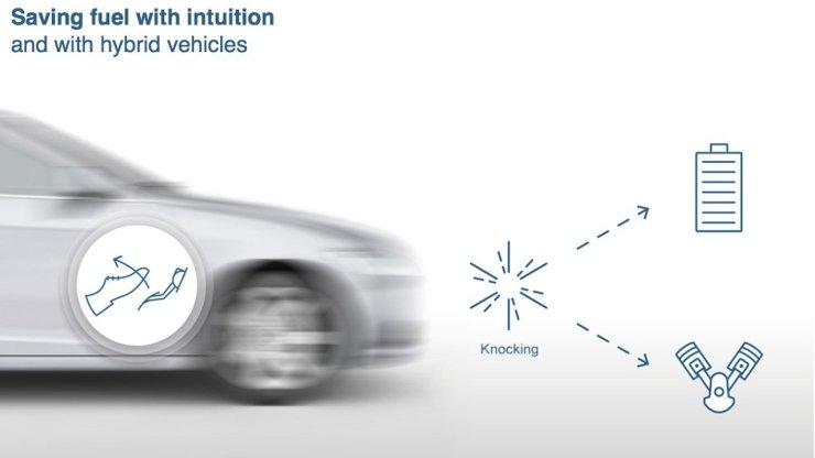 Bosch-gas-pedal
