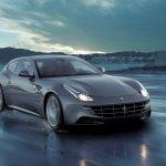 Ferrari mostra teaser de novo modelo durante evento fechado
