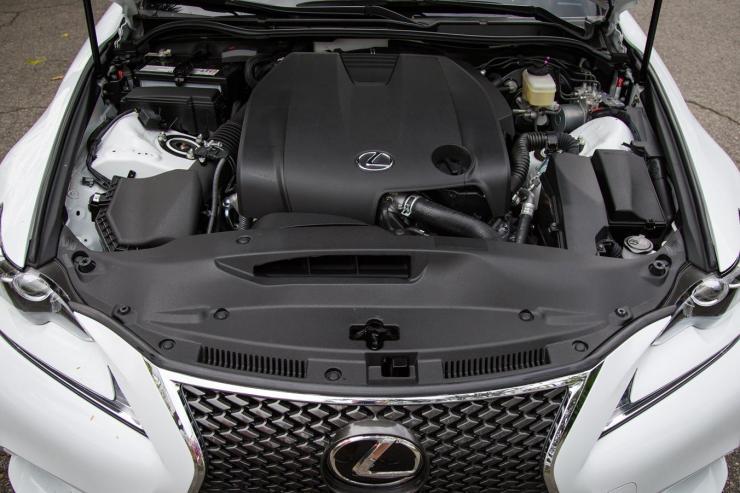 Lexus IS 250 F Sport (34)