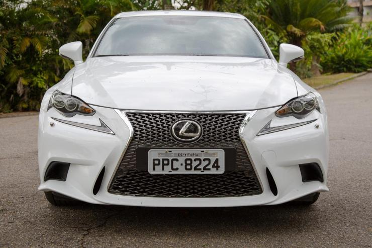 Lexus IS 250 F Sport (4)