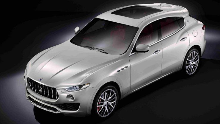Maserati Levante (1)
