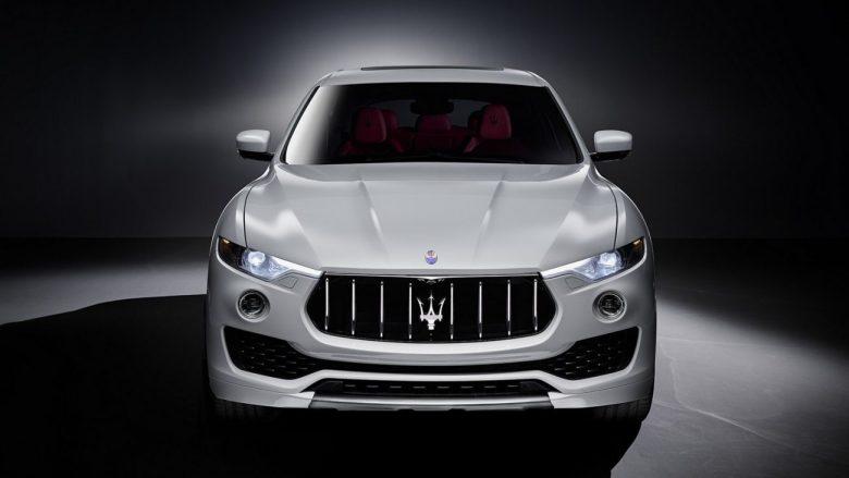 Este é o novo Maserati Levante