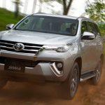Em nova geração, Toyota SW4 2016 chega por R$ 205.000