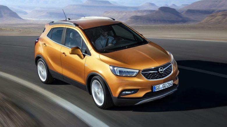 Opel mostra Mokka reestilizado antes do Salão de Genebra